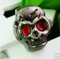 New Fashion Quartz Skull Finger Ring Elastic Watch