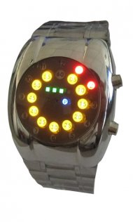 Wholesale - Fashion Multi-colored LED Watches