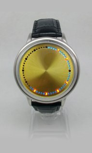 Japanese Inspired Touch Screen LED Watches