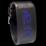 Matrix Cuff - Blue Led Watches LW009BB