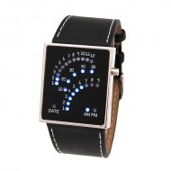 LED Watches with 29 Blue LEDs