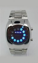 Newest Blue LED Watches
