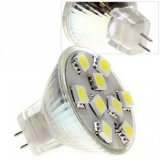 M11 2W 9 Leds Warm/Cool White SMD LED Light