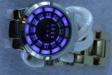 New fashion blue LED watchs