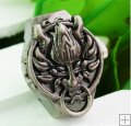 Antique Dragon Head Unique Design Cool E-Ring watch FW005