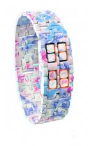 Iron Geisha LED Watches LW008MR
