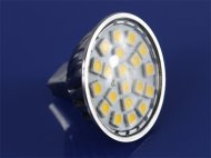 3.2W MR16 Warm White 20 leds LED Light