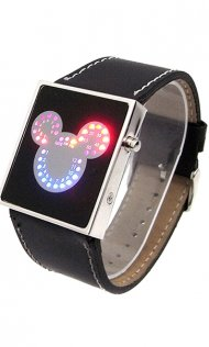 Multi-colored LED Watches