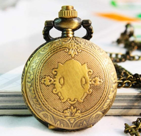 Hight Grade antique Business Pocket Watch PW002 - Click Image to Close