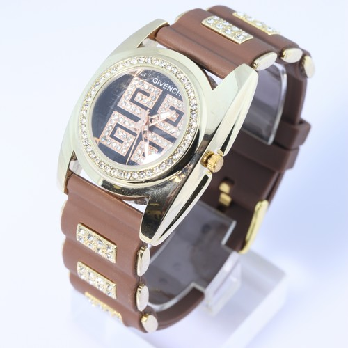 SEO_COMMON_KEYWORDS New fashion watch quartz japan style unisex  brown-wholesale