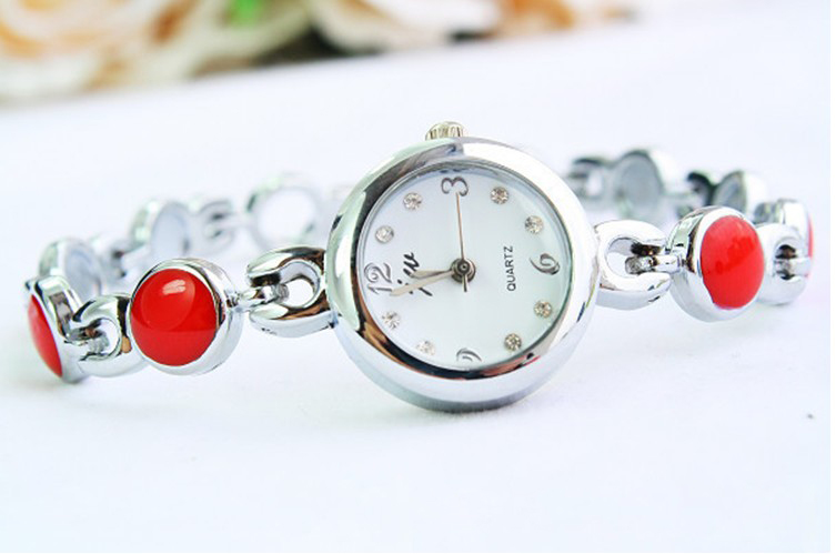 SEO_COMMON_KEYWORDS New Stylish Women Decorative Bracelet Wrist Watch