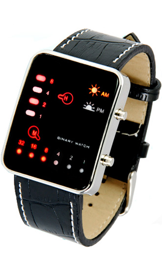 SEO_COMMON_KEYWORDS Japanese Multicolor Binary LED Watches